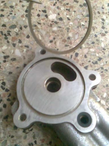اورینگ پایه فیلتر روغن